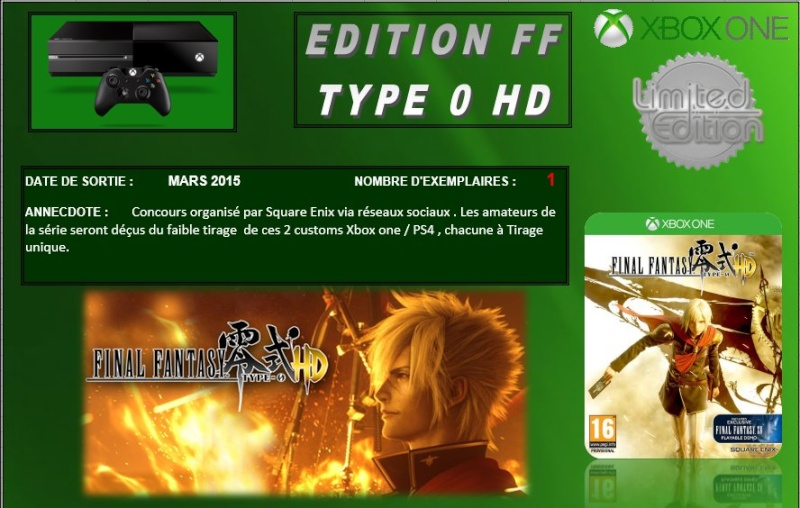 XBOX ONE : Edition FINAL FANTASY TYPE 0 Ff_typ10