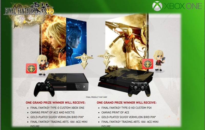 XBOX ONE : Edition FINAL FANTASY TYPE 0 Ff_typ11