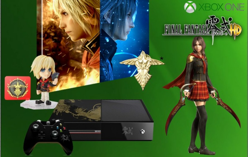 XBOX ONE : Edition FINAL FANTASY TYPE 0 Ff_typ12