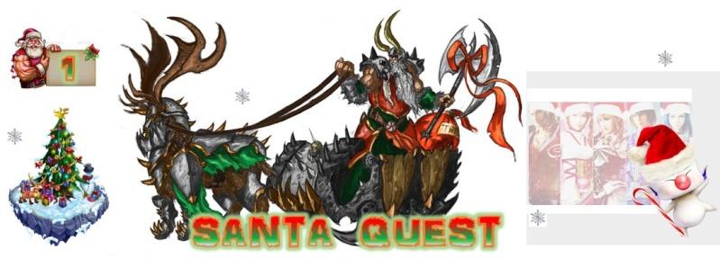 Concours Noël des Limited N°1  .. . SANTA QUEST  - Clos - Partie24
