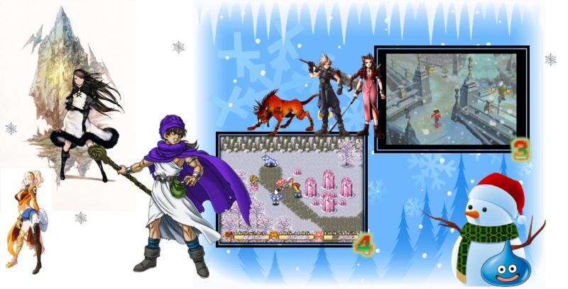 Concours Noël des Limited N°1  .. . SANTA QUEST  - Clos - Partie26