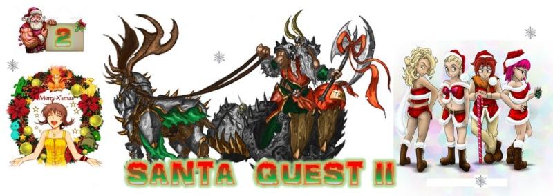 Concours Noël des Limited N°1  .. . SANTA QUEST  - Clos - Partie28