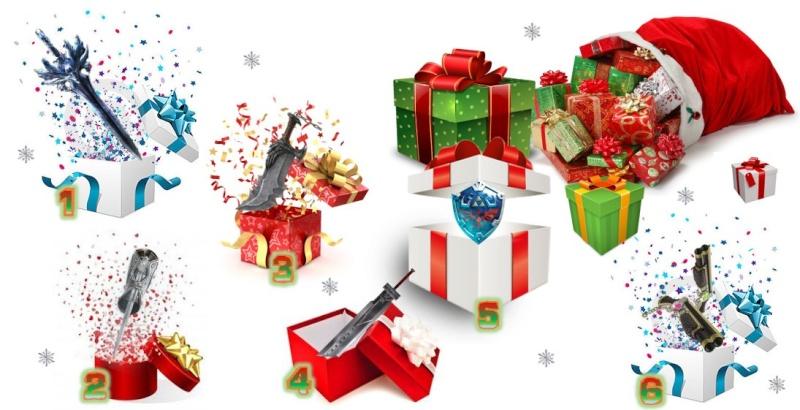 Concours Noël des Limited N°2 .. . SANTA LIMITED  - Clos - Partie38