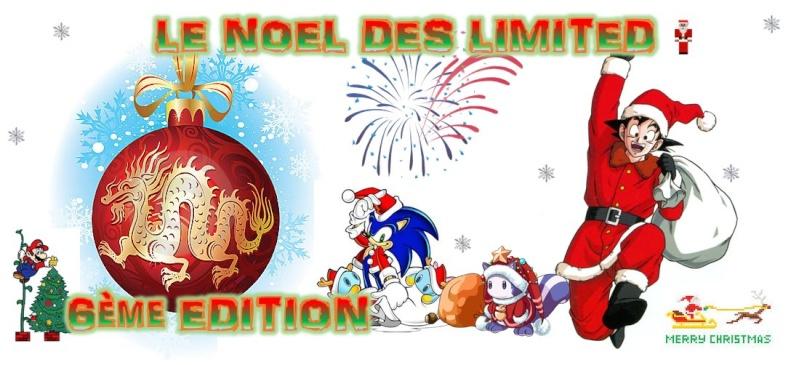 Concours Noël des Limited N°1  .. . SANTA QUEST  - Clos - Titre011