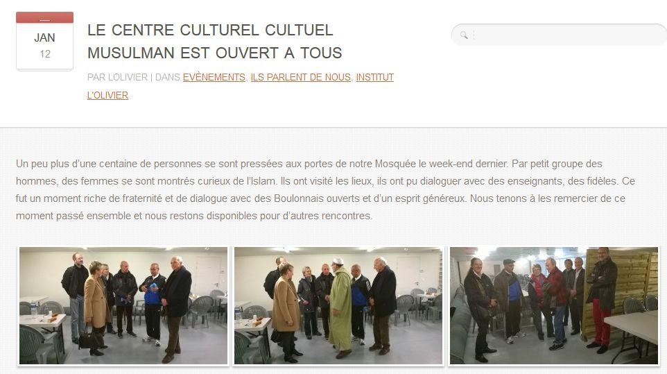 Centre Culturel et Cultuel Musulman (CCCM) Clipbo97