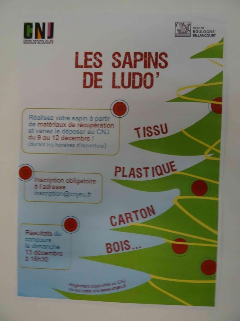 Centre Ludique de Boulogne-Billancourt (CLuBB) - Page 3 Dsc03629