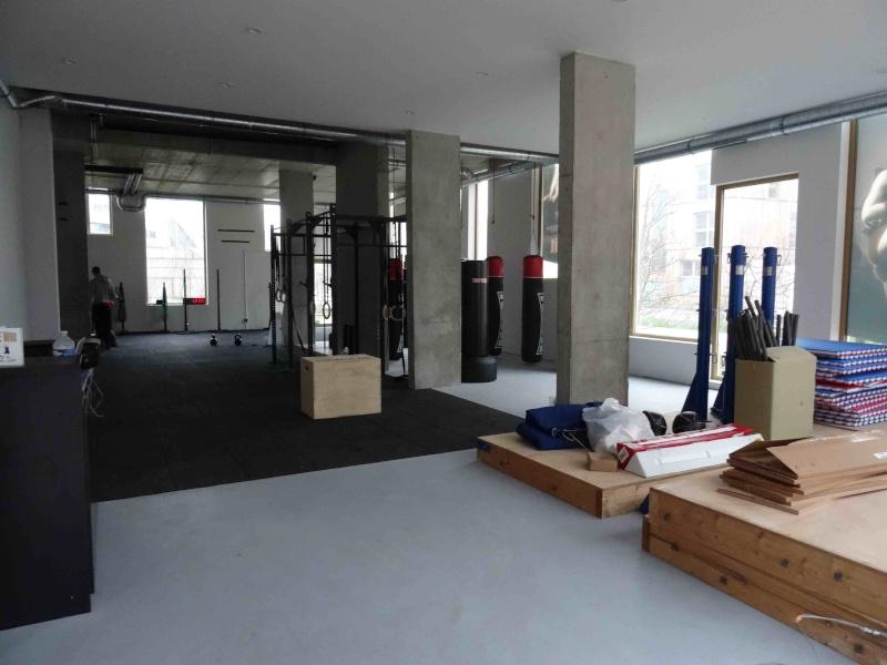 Salle de sport Le Wod - CrossFit Le Trapèze Dsc04711
