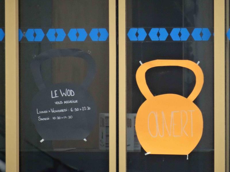 Salle de sport Le Wod - CrossFit Le Trapèze Dsc04914