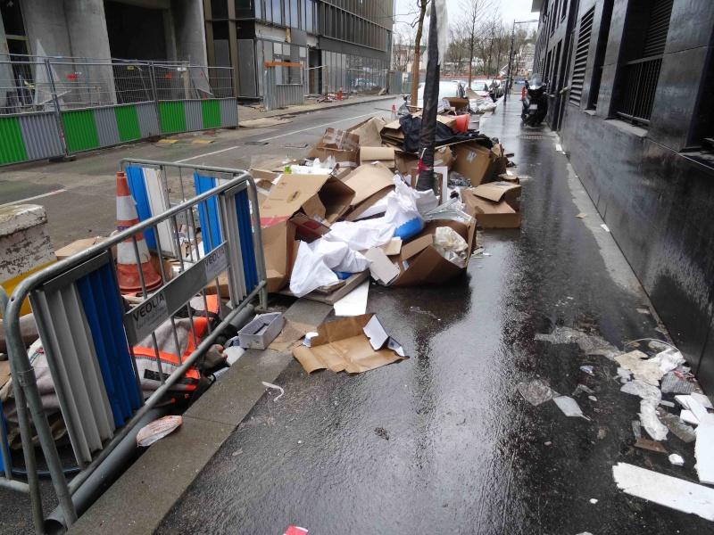 Encombrants, déchets, poubelles et caddies - Page 3 Dsc04917