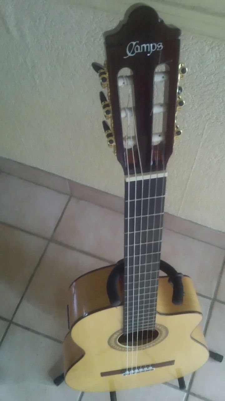 Ma nouvelle guitare ....camps cut 500 electro -accoustique  Vlcsna14