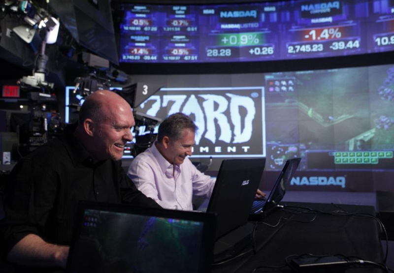 Blizzard joue à WoW au NASDAQ Wow_na10