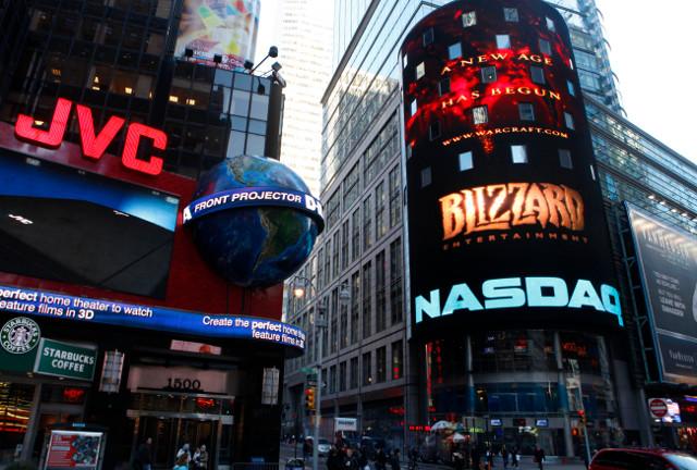 Blizzard joue à WoW au NASDAQ Wow_na11