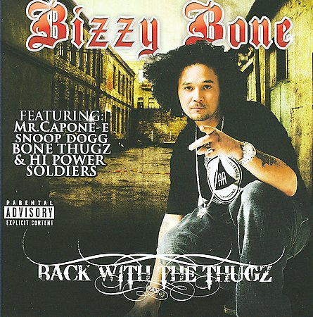 Bizzy Bone Discografia 10619910