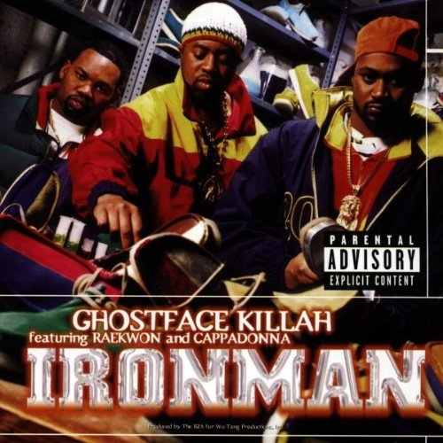 Ghostface Killah Discografia 61eeoh10