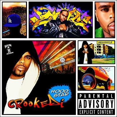 Death Row Records 2010 Albums Crooke10