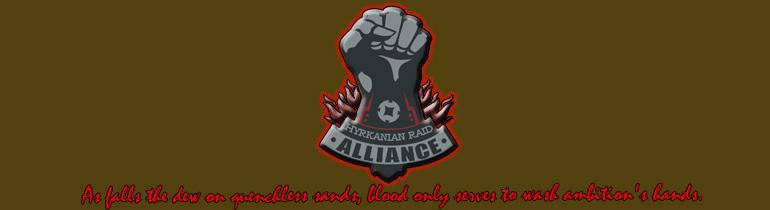 Hyrkanian Raid Alliance