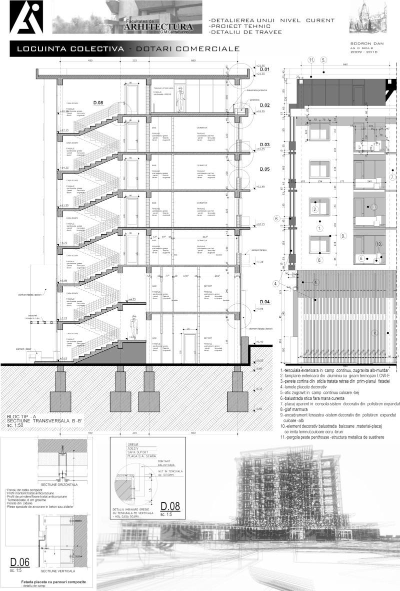 An III - Tema la Finisaje, Proiect Tehnic 2_sect10