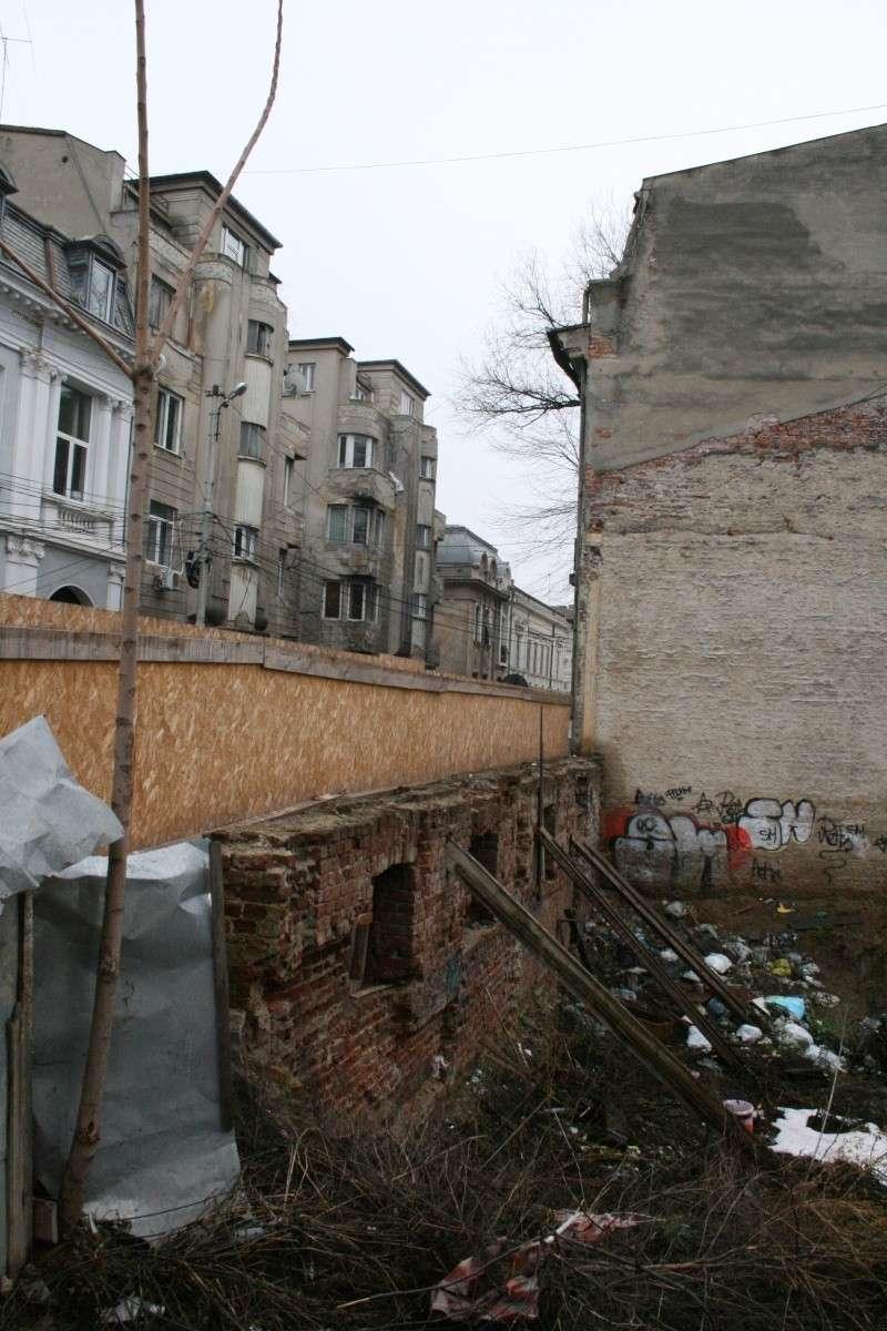 Anul II 2009/2010 - Locuire izolata in sit real - proiect in curs Bucure15