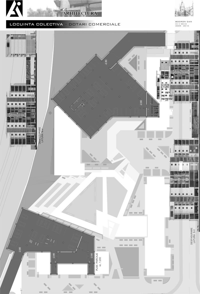 An III - Tema la Finisaje, Proiect Tehnic Parcaj11