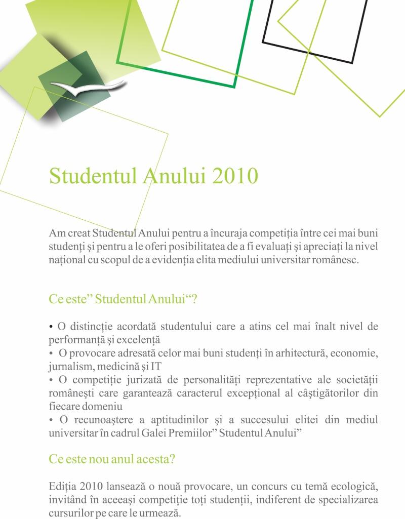 Studentul Anului Studen13