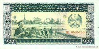 Les monnaies en Asie de l'(extrême) est Laos_p10