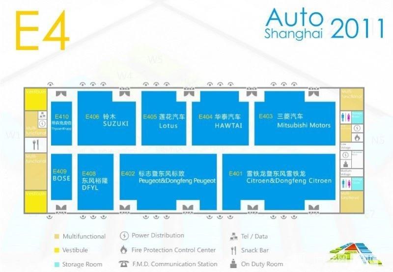 [SALON] SHANGHAÏ 2011 - Salon International Industrie Auto 210