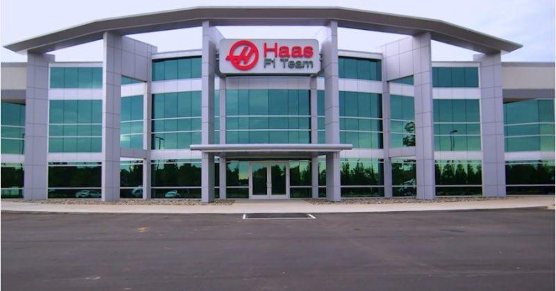 HAAS F1 Team Haas-f11