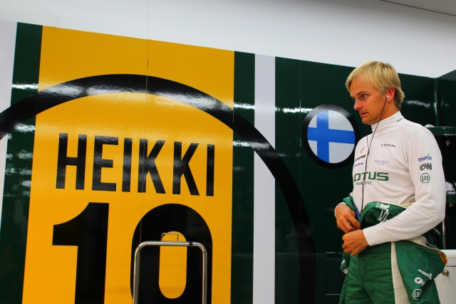 [F1] Team Lotus Heikki10
