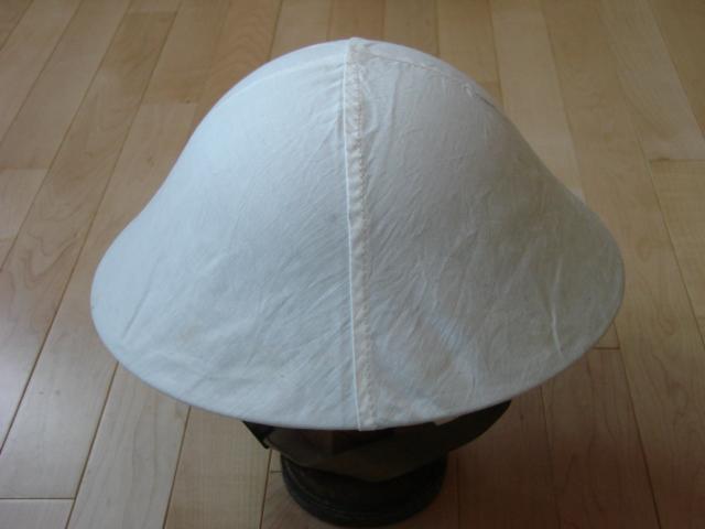 Mk II Winter White Camoflauge Cover 00110