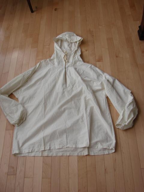 Mk II Winter White Camoflauge Cover 00111