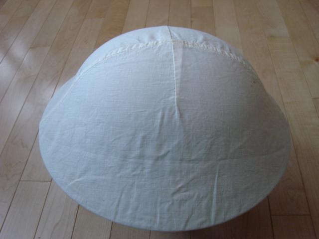 Mk II Winter White Camoflauge Cover 00210