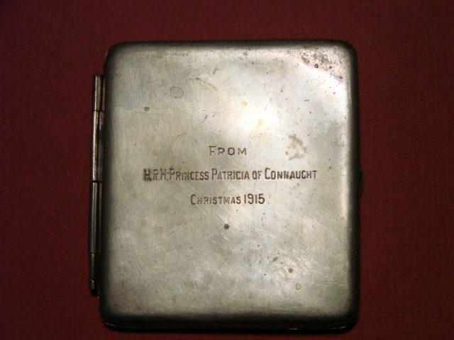 WW1 PPCLI Christmas Presents 00314