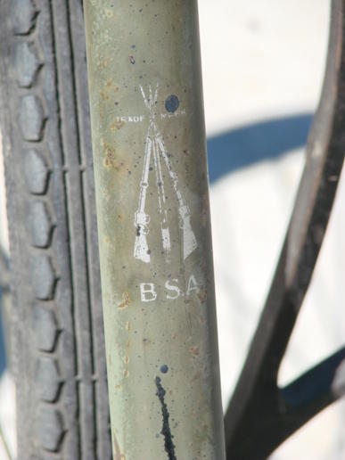 BSA Airborne Bike 50325a11