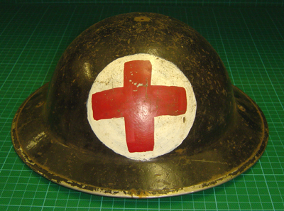 British First Aid Party Helmet Fap411