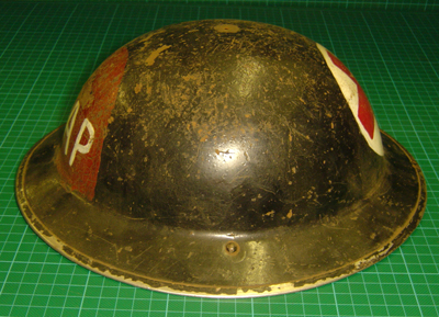 British First Aid Party Helmet Fap511
