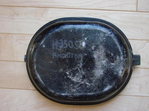 A Canadian Issued US Mess Tin from the Aleutian Campaign Z10