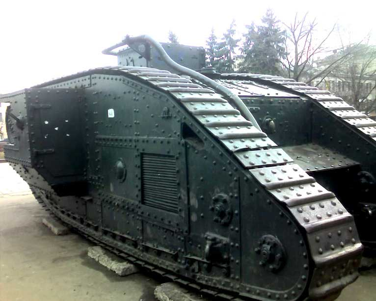 British Mark I Tank: Make Offer A10