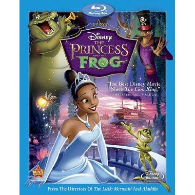 [BD + DVD] La Princesse et la Grenouille (27 mai 2010) - Page 3 Bluray10
