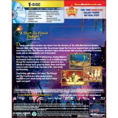 [BD + DVD] La Princesse et la Grenouille (27 mai 2010) - Page 3 Bluray11