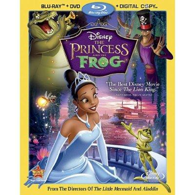 [BD + DVD] La Princesse et la Grenouille (27 mai 2010) - Page 3 Bluray12