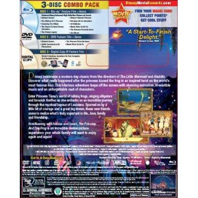 [BD + DVD] La Princesse et la Grenouille (27 mai 2010) - Page 3 Bluray13