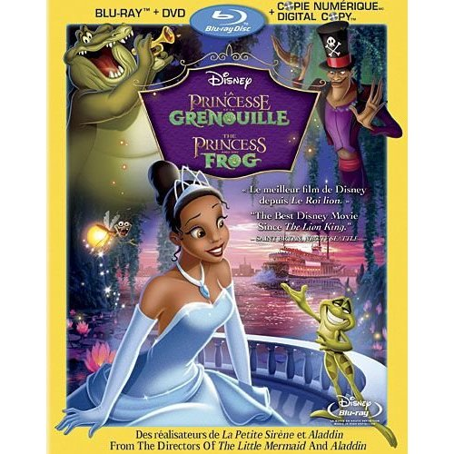 [BD + DVD] La Princesse et la Grenouille (27 mai 2010) - Page 3 Ca310