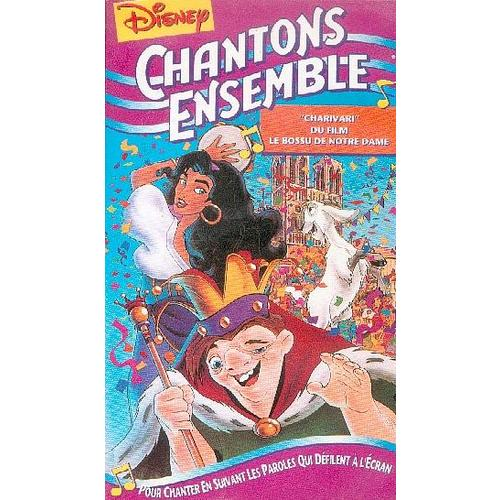 "Collection VHS ""Chantons Ensemble"" - Page 2 Chariv10"