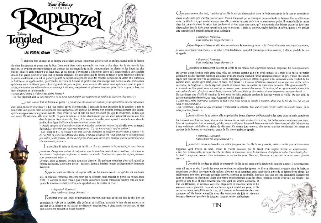 [Walt Disney] Raiponce (2010) - Page 37 Conte12