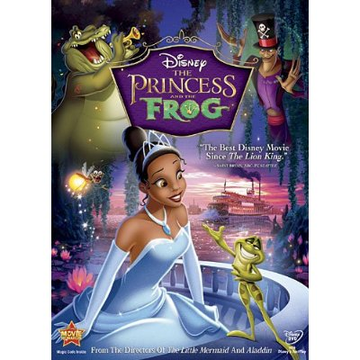 [BD + DVD] La Princesse et la Grenouille (27 mai 2010) - Page 3 Dvd10