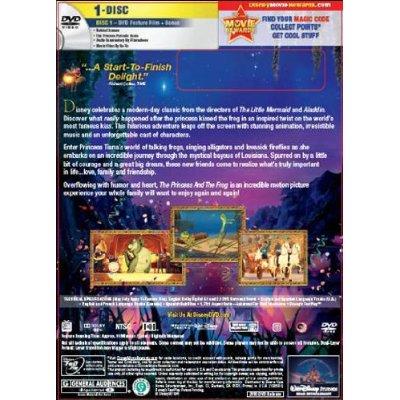 [BD + DVD] La Princesse et la Grenouille (27 mai 2010) - Page 3 Dvd_do10