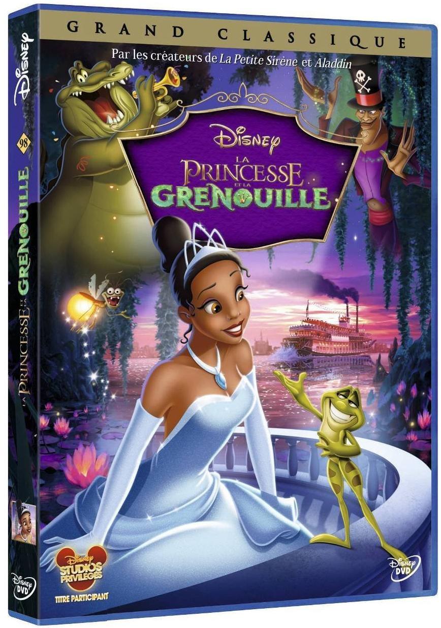 [BD + DVD] La Princesse et la Grenouille (27 mai 2010) - Page 4 Franca10