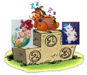 Concours: Disney (fakes, à venir ou annulés): invente ton histoire [SEMAINES 20 ET 21 : Monstres et Cie 2] - Page 2 Podium11