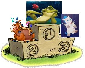 Concours: Disney (fakes, à venir ou annulés): invente ton histoire [SEMAINES 20 ET 21 : Monstres et Cie 2] - Page 4 Podium12