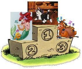 Concours: Disney (fakes, à venir ou annulés): invente ton histoire [SEMAINES 20 ET 21 : Monstres et Cie 2] - Page 8 Podium14